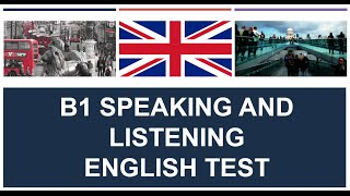 B1 British Citizenship; How to Prepare for the English Speaking and Listening test