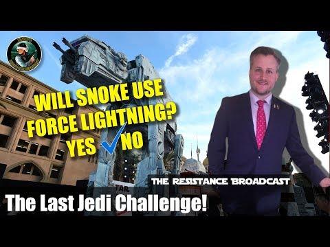 95 - The Last Jedi Challenge!