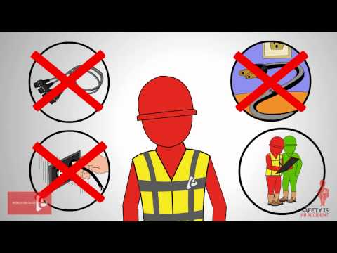Tools And Equipment -  Key Points For Safe Use