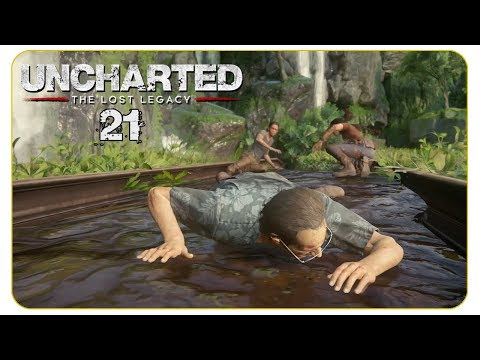 Perfektes Teamwork #21 Uncharted: The Lost Legacy [deutsch] - Gameplay