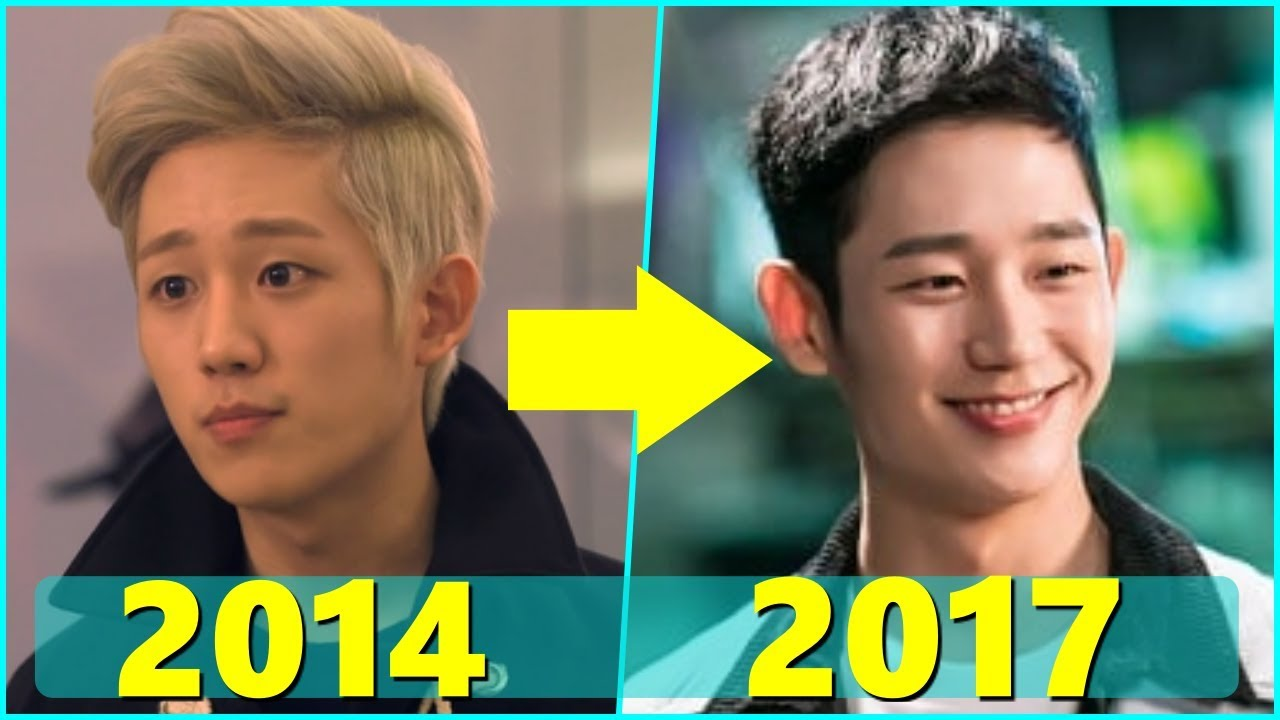 Something in the Rain Jung Hae in EVOLUTION 2014-2017