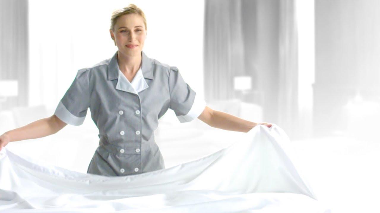 marriott housekeeping