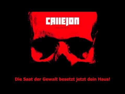 Клип Callejon - 1000 PS