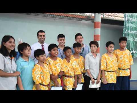 Pan-Asia International School International Exchange Program 2015