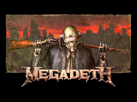 Megadeth Back In The Day