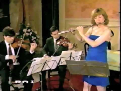 "The Four Seasons: ""Autumn"" - by Vivaldi - Paula Robison, flute"