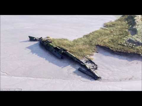 TIB - German U-boat wreck found off Scottish coast!