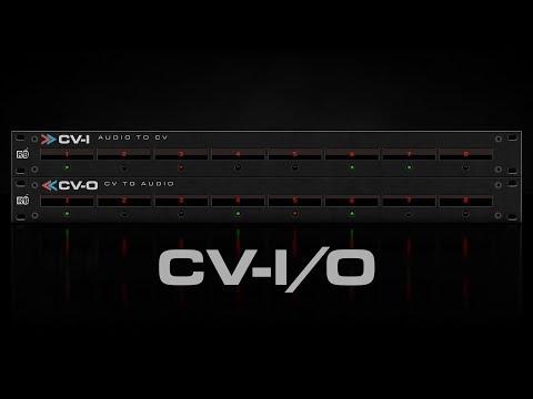 CV-I/O Audio-CV Converters