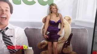 Jessica Barth at TED Premiere ARRIVALS - Maximo TV Red Carpet Video
