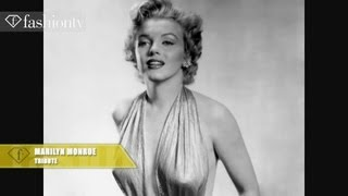 Marilyn Monroe: Remembering the Style Icon, 50 Years After Her Death - A Tribute | FashionTV