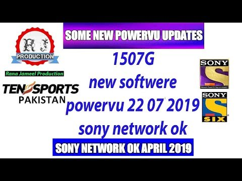 New  Software Update 1507g And 1506T  New  Software  Sony  Network