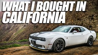 You Won'T Believe What I Got In California! (Yes You Will)