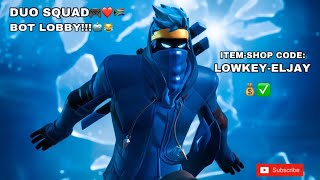 LOBBIES FILLED WITH BOTS! THOUGHTS ON THE FORTNITE BOT PROBLEM...