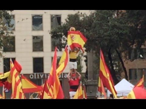 Esto no sale en TV3: así celebramos en Cataluña el Día de España