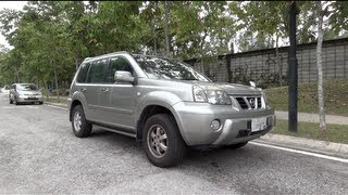 2005 Nissan X-Trail 2.0 CVTC Start-Up and Full Vehicle Tour