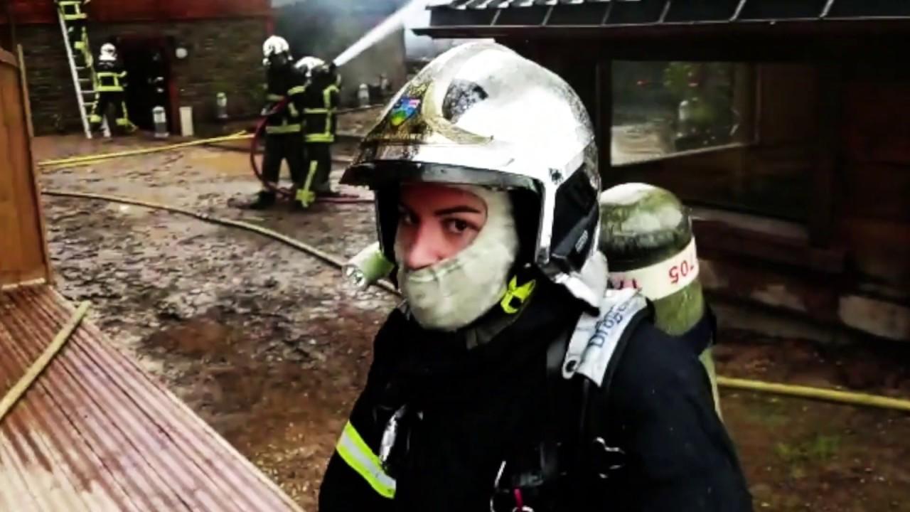 SAPEURS-POMPIERS [pompier_nice] Clip