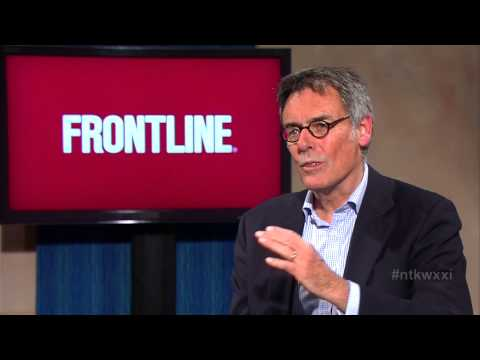 FRONTLINE'S Michael Kirk On Stories Of The Human Experience