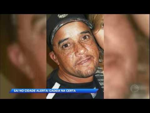 Assassino de pai e filho se entrega à polícia após reportagem do Cidade Alerta