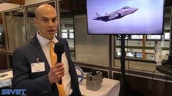 Northrop Grumman - F-35 DAS Sensor System Short Presentation - HX Challenge  [4K UHD]