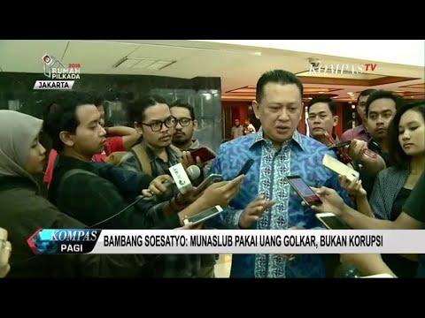 Bambang Soesatyo Bantah Munaslub Pakai Dana Bakamla Mp3