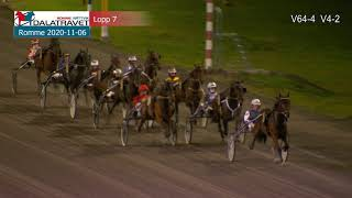Vidéo de la course PMU PRIX TREARINGSSERIENS FINAL 2 - SPARTRAPPA FOR 12 HASTAR
