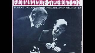 ラフマニノフ交響曲第2番 オーマンディ / フィラデルフィア