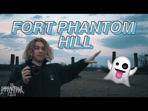 👻The REAL LIFE HAUNTING of FORT PHANTOM HILL (Paranormal Investigation On Camera Documentary 2018)👻