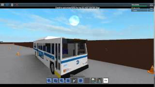 ROBLOX MTA Buses Movie: Chapter 5 [The Good Ol' Orion V Buses]