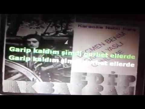 Naciye Asabi - Değmen Benim Ganlı Yaslı Gönlüme