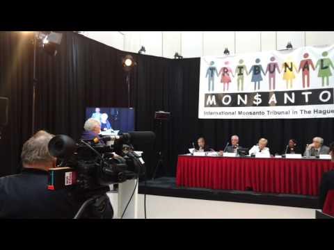 Kona Coffee Grower Gets Cancer, Monsanto Tribunal
