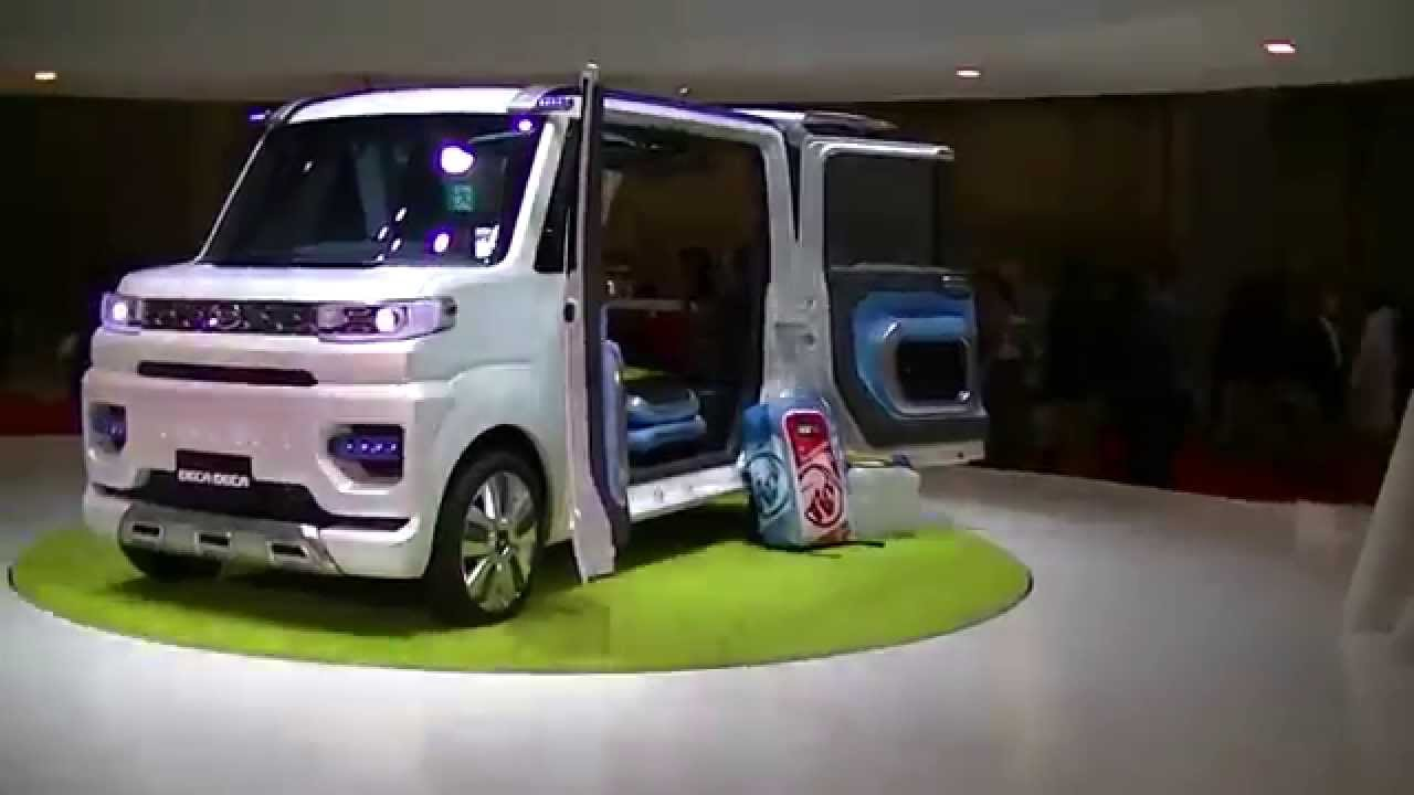 ダイハツ 軽自動車 比較 新型 新車 ウェイクはプロトタイプ(試作車)です。 , YouTube