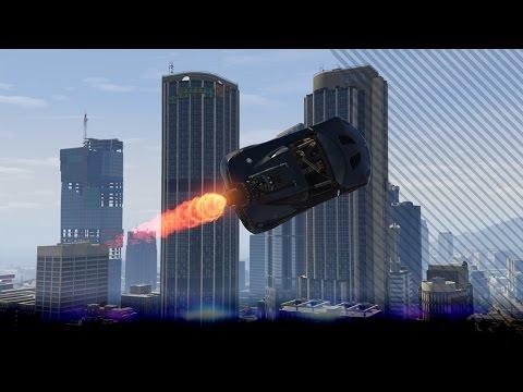 [GTA V] Trevor steelt exclusieve auto's van auto meeting! - ZVM (GTA5 Mods)