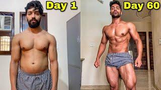 Rohit Khatri - 60 Days Natural Body Transformation | Bodybuilding Motivation