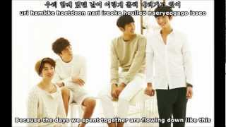 2AM - ?? ???? (Reading You) [English Subs, Hangul & Romanization) MP3