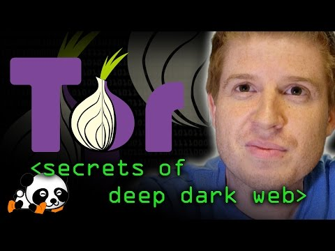 Secrets Of The Deep Dark Web (Deep Dark Web Pt2) - Computerphile