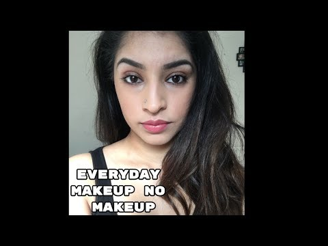 1st VIDEO | Everyday No Makeup Makeup | @SNUBEAUTY