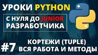 Уроки Python - Кортежи