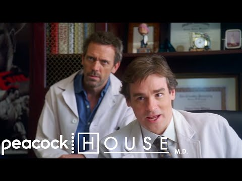 BAD NEWS - You No Longer Have Cancer | House M.D.