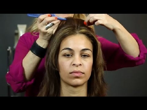 long hair styling tips style ideas for amp thin hair hair styling 9473 | hqdefault