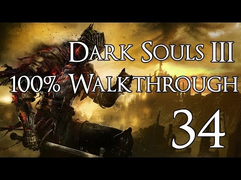 Dark Souls 3 - Walkthrough Part 34: Ancient Wyvern