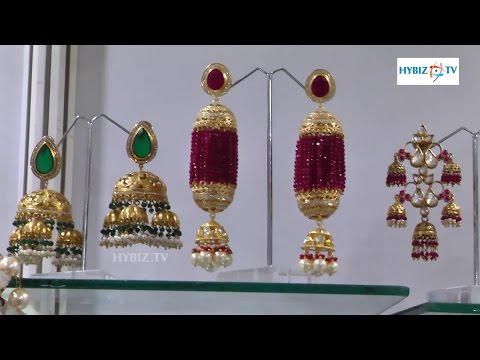 Latest Gold and Pearl Earring Designs | hybiz