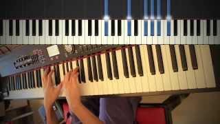 Video Astrid - Terpukau (Piano Cover) download MP3, 3GP, MP4, WEBM, AVI, FLV Desember 2017