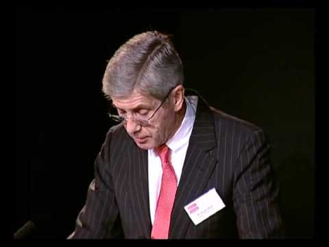 Sir Stuart Rose, Chairman of Business in the Community, addresses the 2009 AGM.mpg