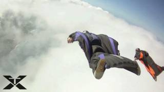 Wingsuit Cloud Surfing