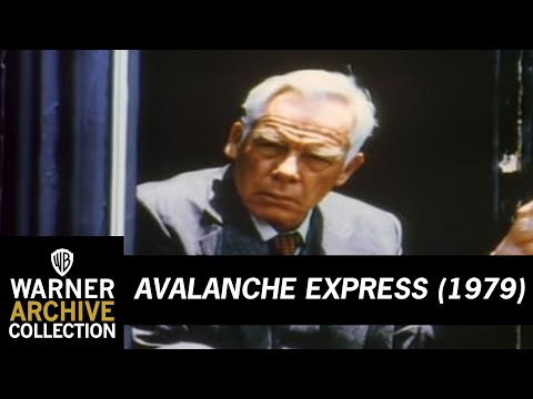 Random Movie Pick - Avalanche Express (Original Theatrical Trailer) YouTube Trailer
