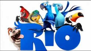 "Rio The movie soundtrack ""Flying love"""
