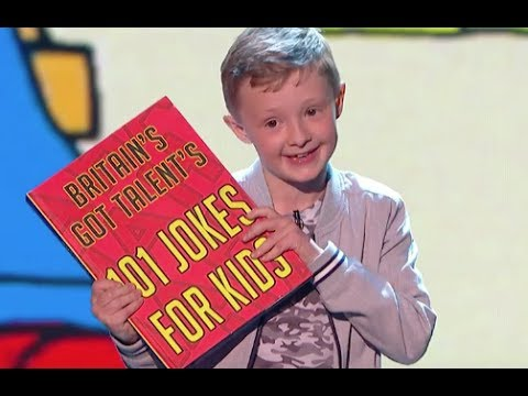SAVAGE Little Comedian Ned Is Back! Watch He Burns Them All   Semi Final 3   Britain's Got Talent 20
