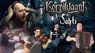 Korpiklaani - Sahti (Full Cover Collaboration)