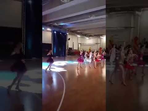 Macedonia Open 2018-Jana Micevska SOLO/Cha Cha Cha