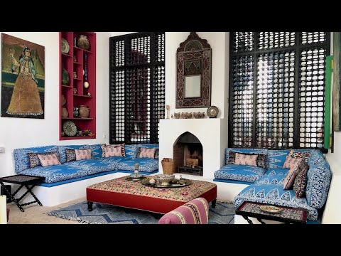 At Home in Tangier with Jamie Creel and Marco Scarani